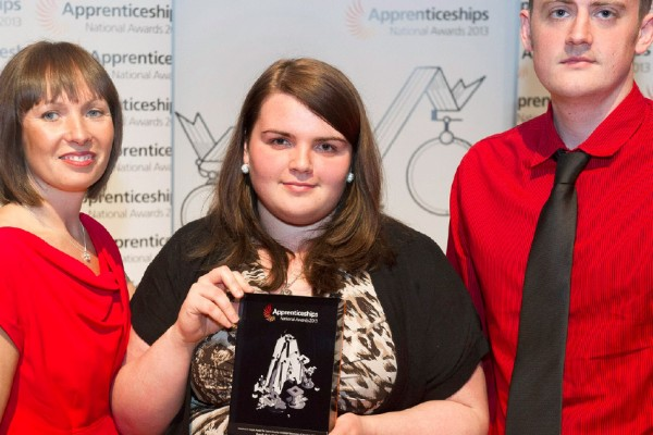Employer Newcomer of the Year Apprentice Awards for Yorkshire and The Humber